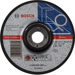 Круг зачисний Bosch Expert for Metal (150x6х22.23 мм) (2608600389)