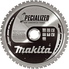 Пильный диск Makita B-17675 SPECIALIZED (235х30 мм, 50Т)
