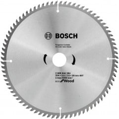 Диск пильний 254х30х80Т Wood Eco, Bosch