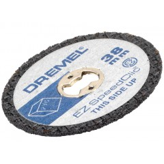 Круг Dremel SpeedClic для пластмассы 38 мм (2615S476JB)