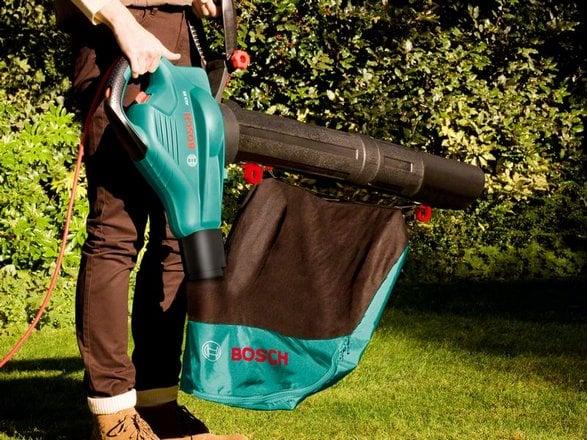 купить воздуходувку садовую