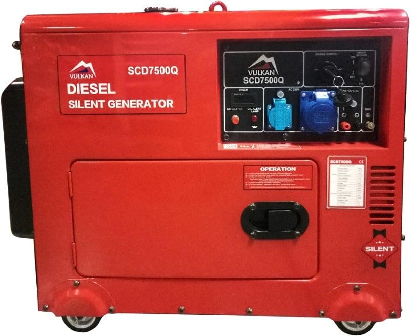 дизель генераторы цены