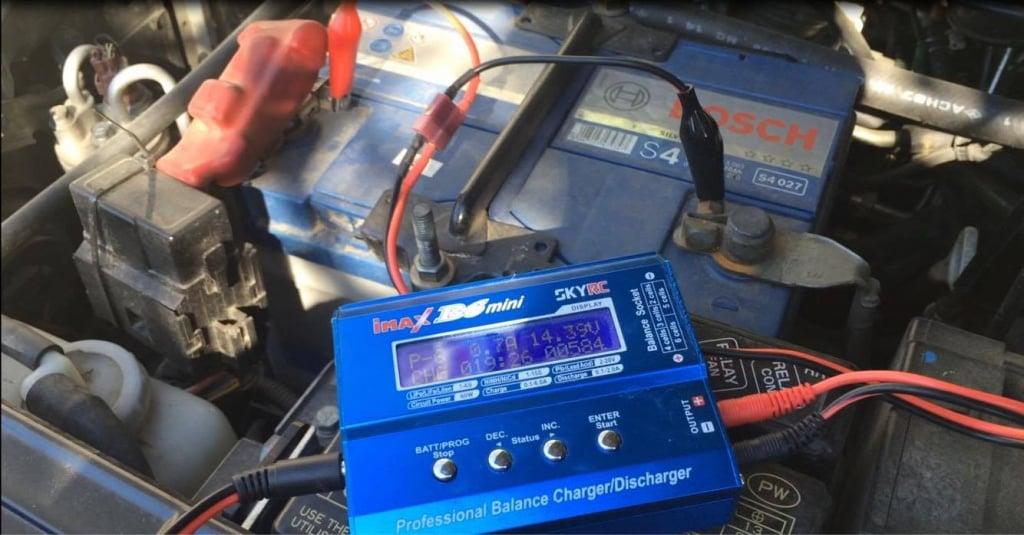 купити зарядний пристрій для автомобільних акумуляторів