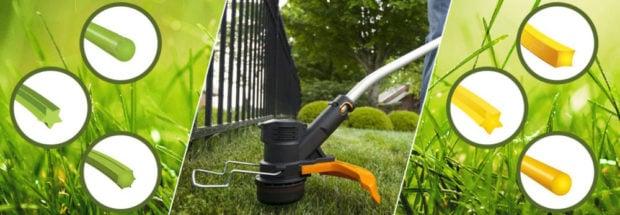 купить расходные материалы для садовой техники
