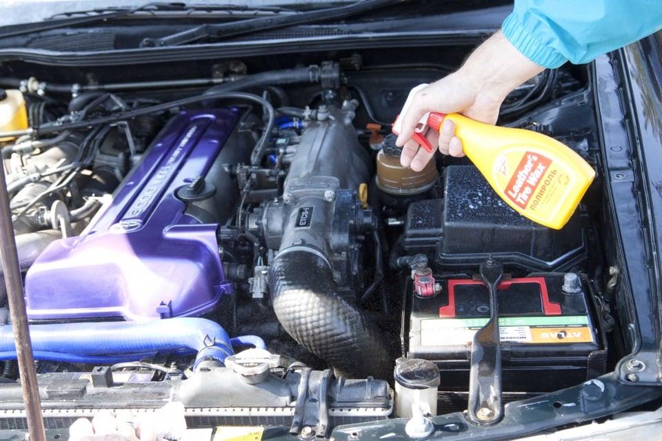 купити очищувач двигуна автомобіля