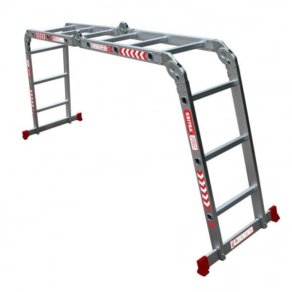 алюминиевые лестницы 4 х секционные цена
