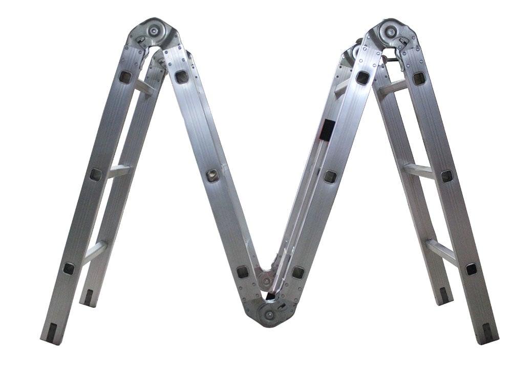 купить лестницу трансформер алюминиевую