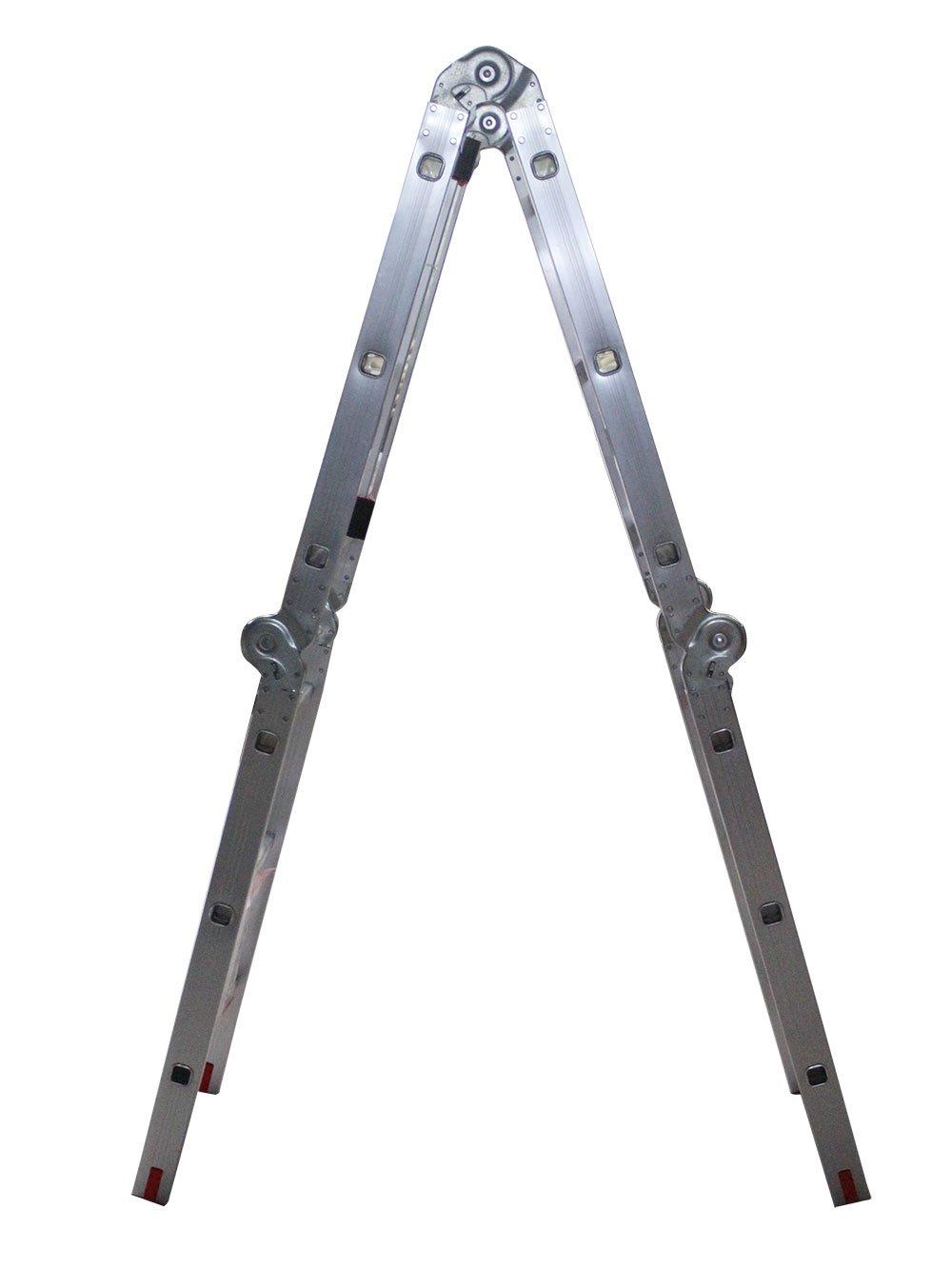 купить лестницу трансформер алюминиевую раскладную