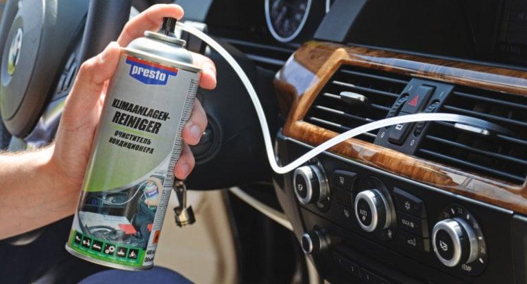 купити очищувач кондиціонера автомобіля