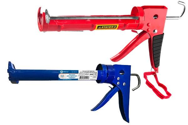 пістолет для герметика ціна