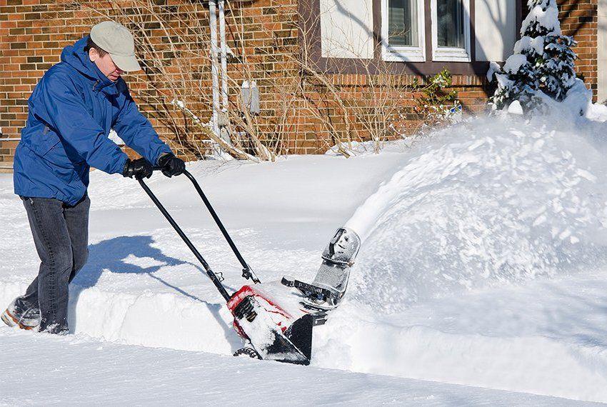 купити снігоприбирач