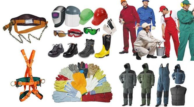 купити засоби індивідуального захисту